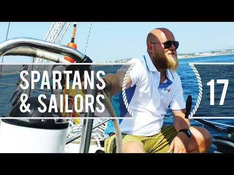 Sailing Around The World - Spartans & Sailors - Living with the tide - Ep17
