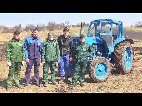 На Коломийщині провели конкурс трактористів