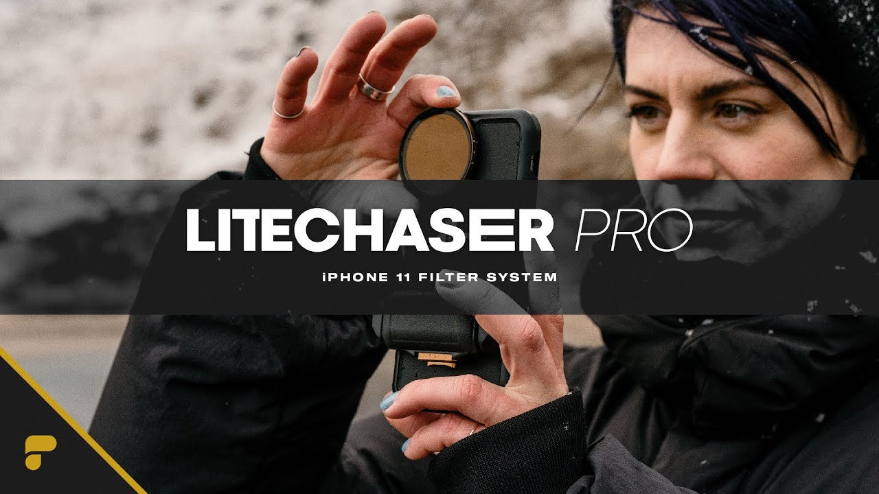 Introducing: LiteChaser Pro | iPhone 11 Filter System