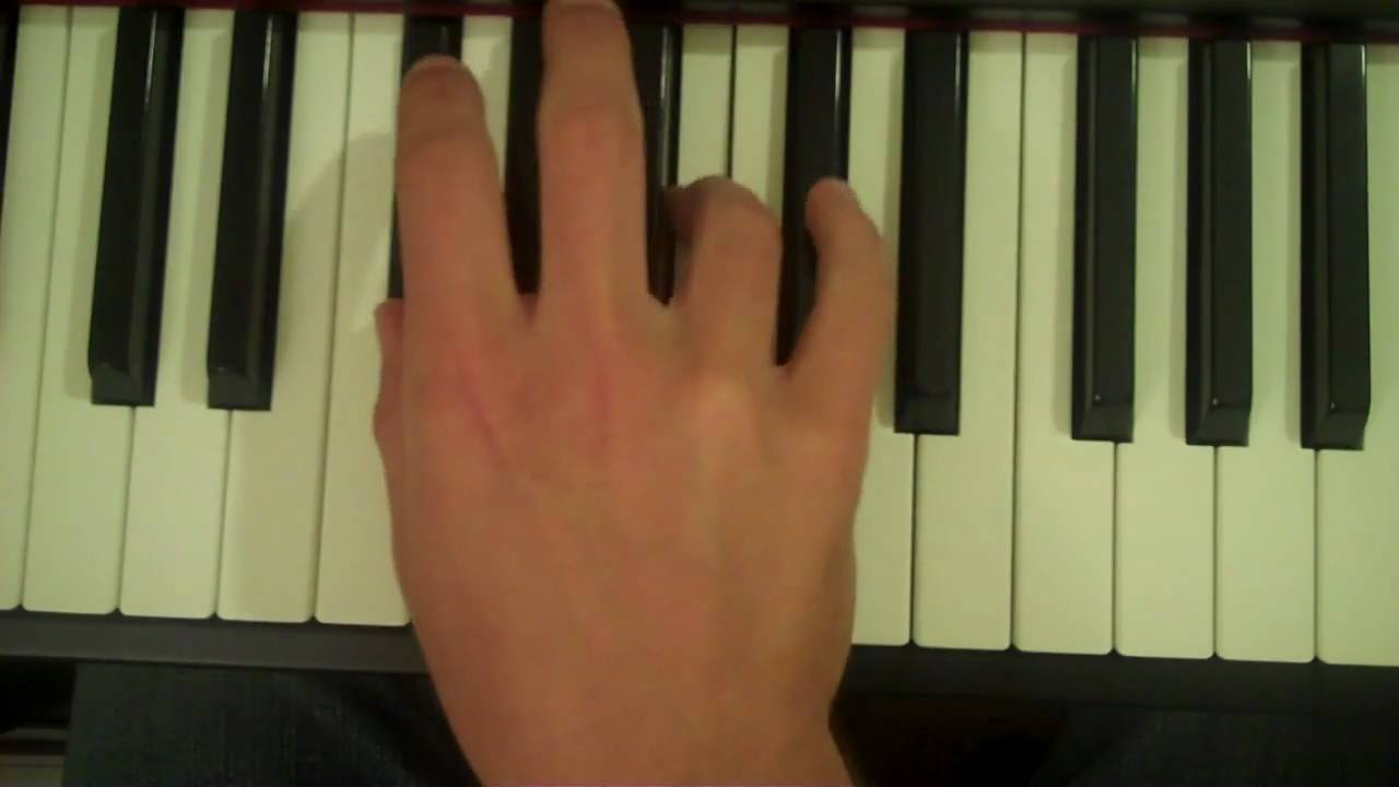 How to play an fsus4 chord on piano youtube hexwebz Gallery