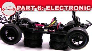Tekno SCT 410.3 KIT - PART 6: ELECTRONIC 1/10 Short Course Truck