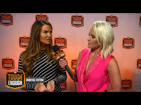 Lita sounds off on Sara's sloppy bodyslam: WWE Tough Enough Digital Extra, August 4, 2015