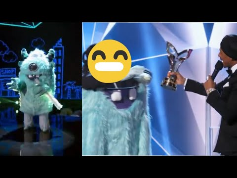 The Masked Singer - The Monster Performances and Reveal 👺