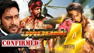 DHOOM 4 Official ACTION Trailer |Shahrukh Khan |Salman Khan |Katrina Kaif |51 Interesting Facts