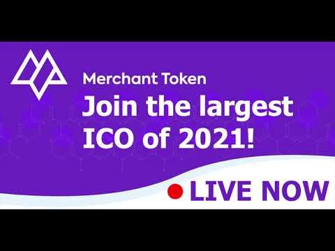 Merchant Token ICO is here! Your last chance...