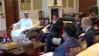 Egy nap az arab milliárdos Khalaf al Habtoor-ral (2011.03.01.)