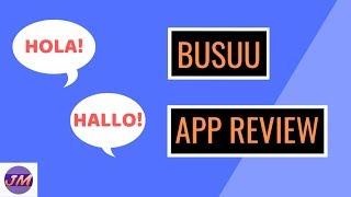 Busuu Review - Learn a new language.