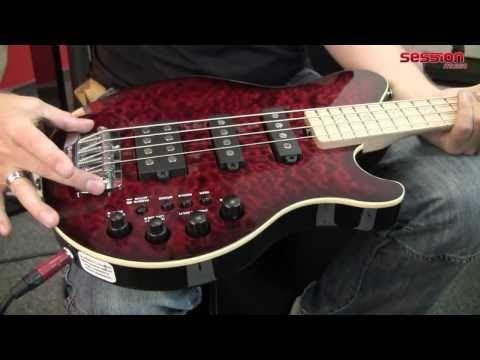 Music Man 25th Anniversary Bass HSS