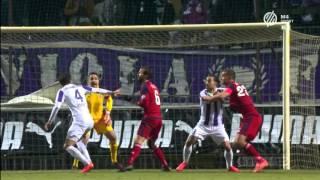 Újpest - Videoton 1-0 20. forduló
