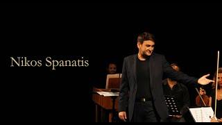 Nikos Spanatis, countertenor | Live Performances