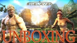 | Unboxing | Enslaved odyssey to the west Collector Edition  | Comentado en Español |