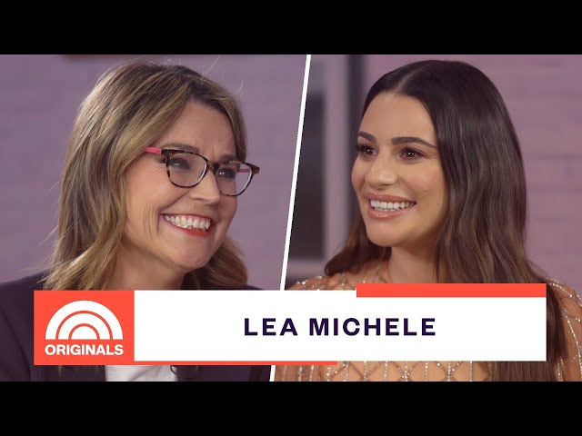 Lea Michele Talks About The Impact Of 'Glee' And 'Don't Rain On My Parade'   TODAY Originals