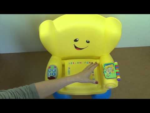 Toy Review: Smart Stages Laugh & Learn Chair