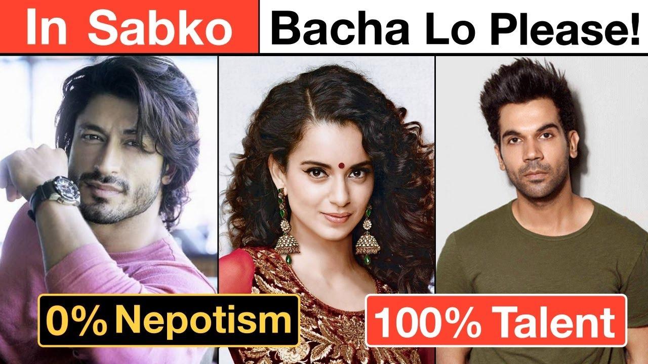 Most Underrated Bollywood Actors We Need To Save From Karan Johar NEPOTISM | Deeksha Sharma
