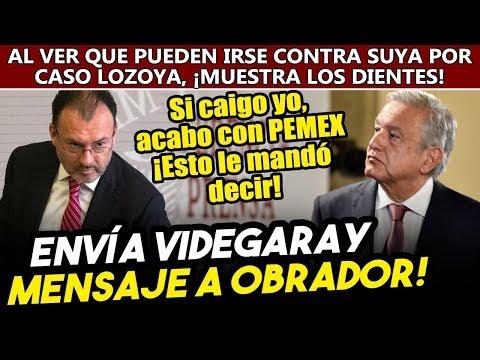 Luis Videgaray envía mensaje a Obrador de pocos amigos ¡mira lo que le dijo!