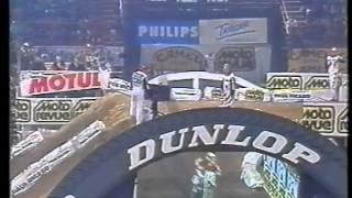1987 Paris Supercross