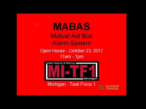 2017-10-23 MABAS Open House
