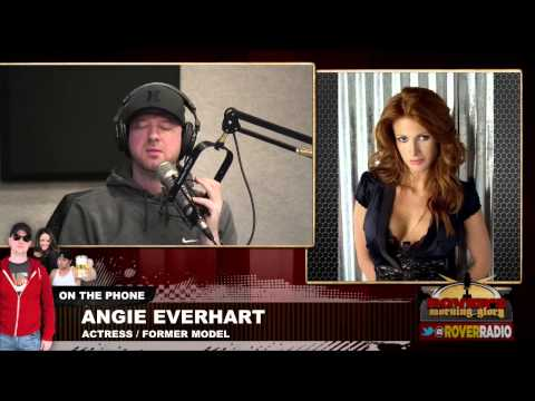 Angie Everhart - Full Interview