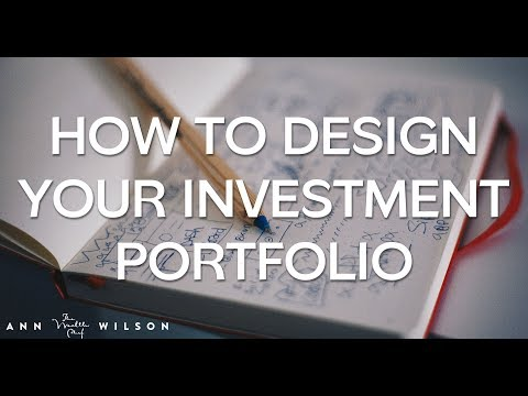 How To Design an Investment Portfolio