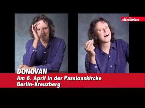 """Interview mit Donovan für """"Der Nord-Berliner"""" (Ausgabe April 2016)"""