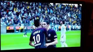 Neymar and de Maria = forever