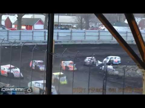 Modified Feature Algona Raceway 04-05-14