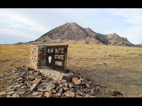 BEAR BUTTE TRUE LIFE MYSTERY as told by J.C. High Eagle