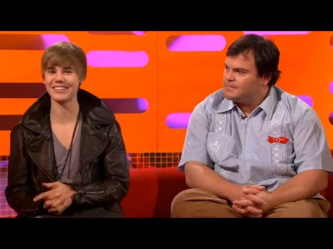 The Graham Norton Show S08E06 Jack Black, Miranda Hart, John Waters, And Justin Bieber