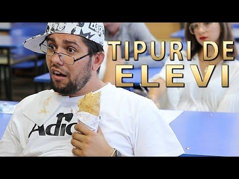 TIPURI DE ELEVI ( PARTEA II ) 😂 #3Chestii
