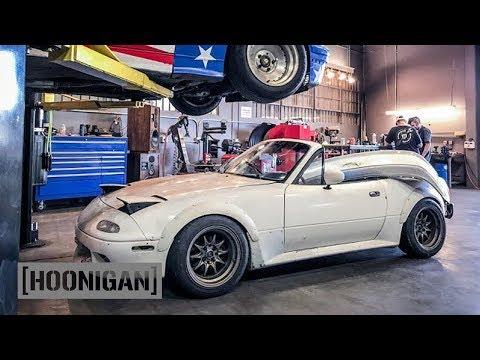 [HOONIGAN] DT 078: We Buy a $200 Mazda Miata (Yes It Runs!!)