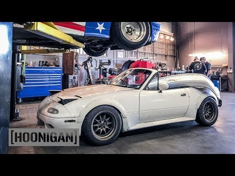 [HOONIGAN] DT 078: We Buy a $200 Mazda Miata (Yes It Runs!!)