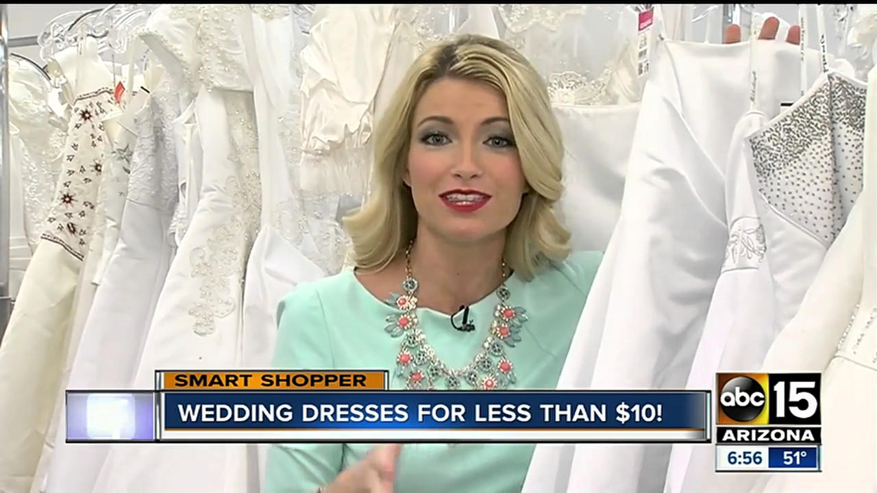 Smart Shopper: Mesa Goodwill closing Bridal Clearance Center - YouTube