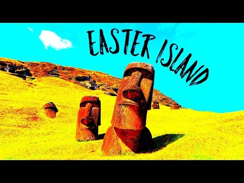 Top 10 World Travel Destinations-#10-Easter Island