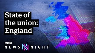 Will Brexit lead to the break-up of the union? - BBC Newsnight