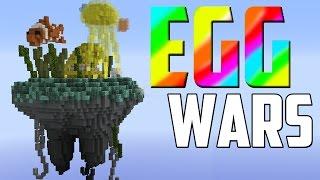¡¡NUEVO MODO DE JUEGO!! ¡¡INCREIBLE!! - Egg Wars Minecraft