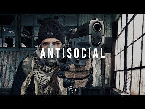 """Antisocial"" - Dark Chill Rap Beat | Free Hip Hop Instrumental Music 2018 | Skynexx #Instrumentals"
