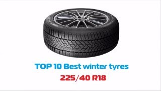Best winter tyres R18