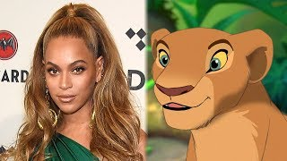 Beyonce CONFIRMED To Play Nala In Lion King Remake & Twitter REACTS