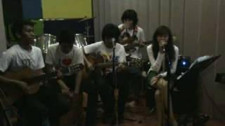 Acoustic of Sunday - berharap tak berpisah (reza) cover
