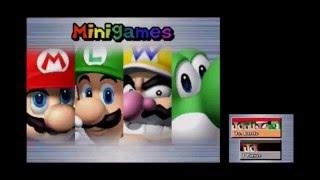 New Super Mario Bros. DS - Episode 21 (MiniGames)