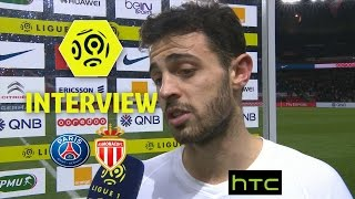 Interview de fin de match : Paris Saint-Germain - AS Monaco (1-1) / 2016-17