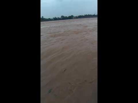 Vital flood in jharkhand chatra (Hunterganj) 12/8/2016