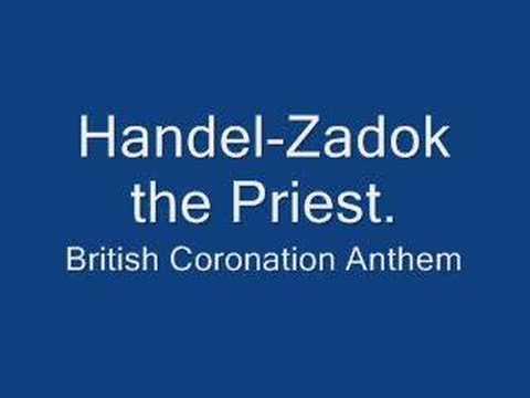 Handel - Zadok the Priest