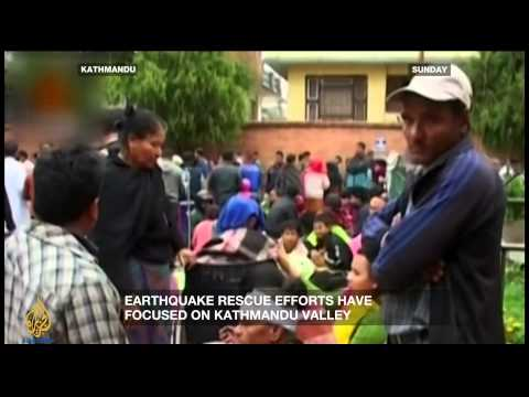 Was Nepal prepared for a major earthquake?