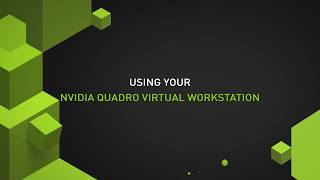 Quadro Virtual Workstation on AWS