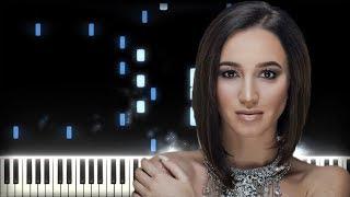 Ольга Бузова - Лайкер | Урок на пианино | Караоке