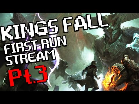 Destiny Kings Fall Raid First Clear Stream Live Reactions! Warpriest - Pt 3