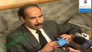 تصريحات برزان حول انشقاقة عن صدام حسين في عمان عام 1998 | تراث القادسية