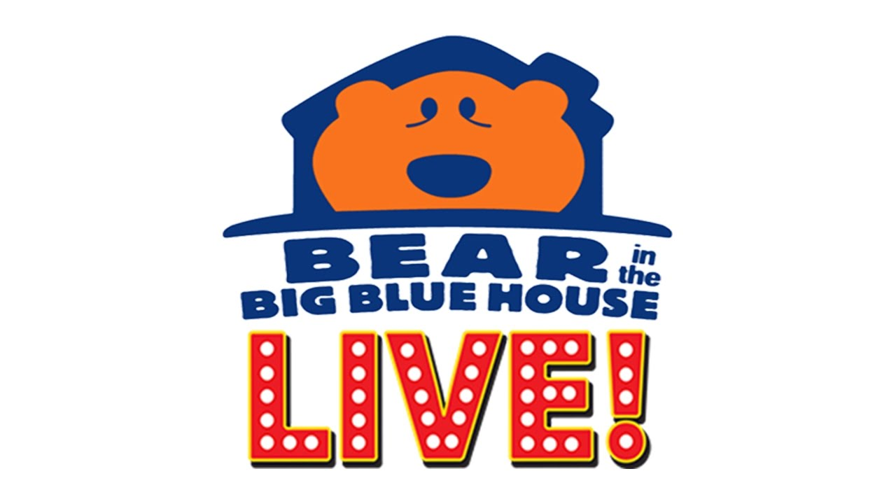 bear in the big blue house live! (stage show) - youtube