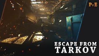 Побег из Таркова (Alpha) - PvE на Заводе (16+)